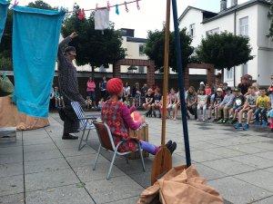 Kindertheater Kreuz + Quer