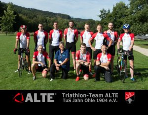 Triathlon-Team ALTE TuS Jahn Ohle 1904 e.V.