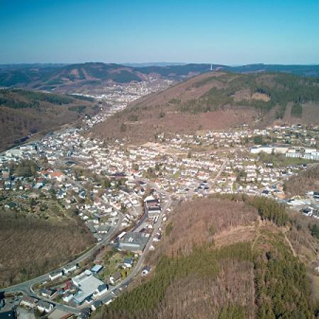 Plettenberg, die Vier-Täler-Stadt