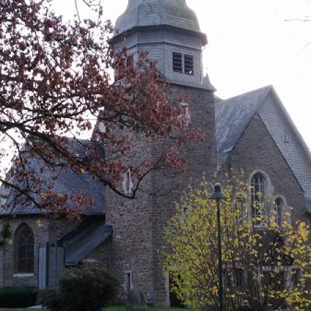 """Die denkmalgeschützte """"Böhler Kirche"""""""