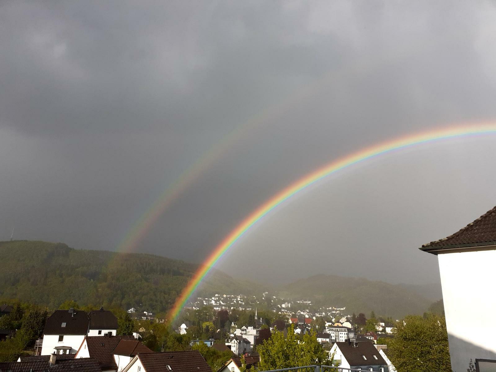 Plettenberg unterm Regenbogen